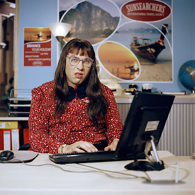 Customer service from Carol Beer on Little Britain