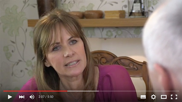 Carol Smillie hears how Yomdel helped EweMove win multiple instructions