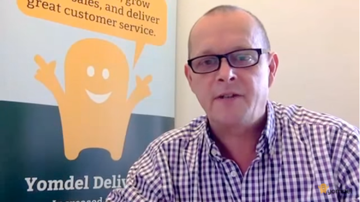 VIDEO: Estate agent saw leads up 47% with Yomdel